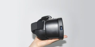 Electronic glasses for low vision Acesight VR Lightweight
